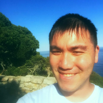 Bill Wong - Organizer TEDxAlmansorPark